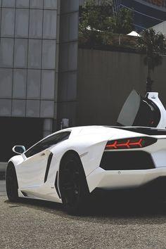 Those lines are just so smooth. #Italian #SuperCar #Lamborghini #Speed #Style #Design #Class #Luxury #Cars #CarShowSafari