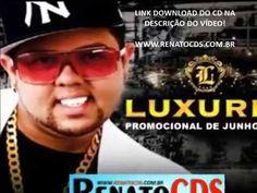 BANDA LUXÚRIA - AGOSTO 2014 [CD OFICIAL]