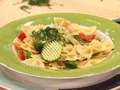Kris Jenners Pasta Primavera Recipe Recipe