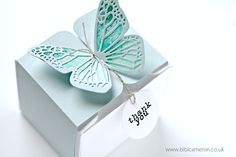Butterfly Beauty Concord & 9th 6  easy ideas| Video Post         |          Bibi Cameron Papercraft  Designer