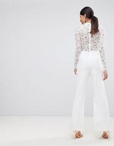 a5ad840ace 28 Best Bridal Jumpsuits   Pantsuits images