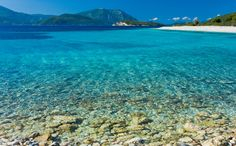 Bask in the sunshine, crystal clear waters and laid back pace of life Marina Odyssea Meganisi, Greece Rome Architecture, Classical Greece, Ancient Persia, Crystal Clear Water, Greek Islands, Luxury Travel, Art History, World, Beach