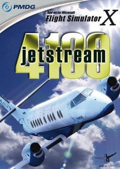 PMDG BAe Jetstream 4100 - Windows