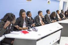 BCP Kenya Inspires High-School Kids During Factory Visit