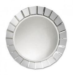 Designer Beveled Frameless Mirror - LUT5252