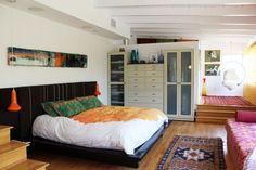9 Tips To Win the Bedroom Storage War  - ELLEDecor.com