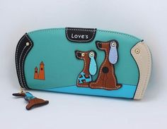 Puppy Love Wallet! *Multiple Styles Available*
