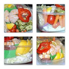 Chef Salad Bento