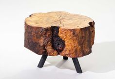 Log stool.... I could do this!