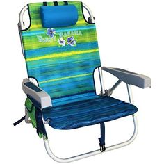 Tommy Bahama Backpack Cooler Chair with Storage Pouch and Towel Bar Description This Tommy Bahama Backpack Beach Chair is what you always looked for in a beach Cheap Modern Furniture, Colorful Furniture, Cool Furniture, Paint Furniture, Bedroom Furniture, Office Furniture, Furniture Ideas, Quality Furniture, Rustic Furniture