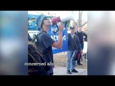 """A so-called """"children's group"""" protests fracking in Colorado"""