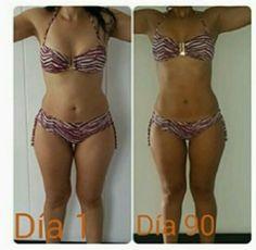 Ganadora Reto Tr90 Nu Skin, Bikinis, Swimwear, Thong Bikini, Spa, Facebook, Get In Shape, Weight Control, Silhouettes