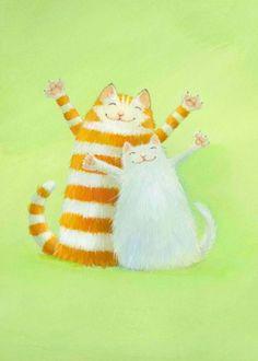 Alison Edgson - cats2a.JPG
