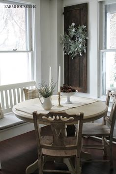 table and bench..FARMHOUSE 5540
