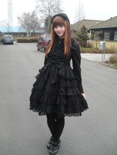 ~Elegant Gothic Lolita