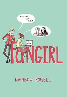 "Who thought we would ever get a book about fanfiction? And better yet, a realistic tale of freshman year awkwardness and being ""Internet famous"" versus a real-life loser. I love Rainbow Rowell's Fangirl. [Natalie]"