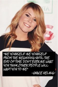 Grace helbig quote
