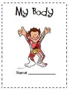 My Body Unit - The Human Body Lessons