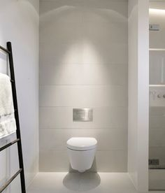 Small bathroom with closet layout closet bathroom bathroom closet designs bathroom closet designs awesome design bathroom . Bathroom Closet, Bathroom Toilets, Bathroom Interior, Interior Design Living Room, Bathrooms, Design Bathroom, Simple Bathroom, White Bathroom, Modern Bathroom