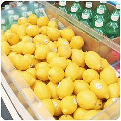 fresh ice lemonade!!! perfect for sunny day!