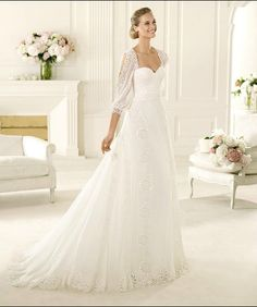 Free shipping online sales Pronovias 2013 Manuel Mota Collection BRIDAL bridal gown, wedding dresses VENDAVAL