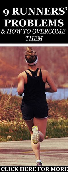 Here are the 9 biggest problems runners face and how to overcome them: http://www.runnersblueprint.com/biggest-obstacles-to-running/ #Running #Problems #Injury #Fitness