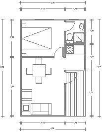 Planos Casas de Madera Prefabricadas: Planos