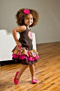 PATTERN and TUTORIAL  Layered Cake Skirt Girls by dreamspunshop, $8.50