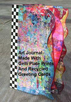 Joanna Grant Mixed Media Art