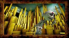 Animated short film greed | New animated 3d short film | Animated 3d sho...