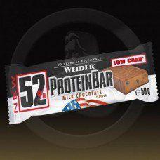 Weider 52% Protein bar 24x50g