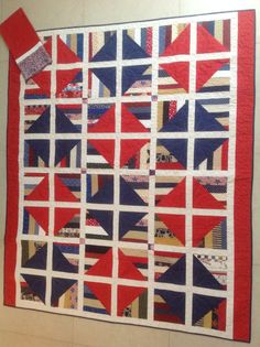 QOV pieced by Diane P Provost, quilted by Susan Freudenthal Sept 2014