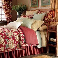 Chaps Elizabeth 3-pc. Duvet Cover Set