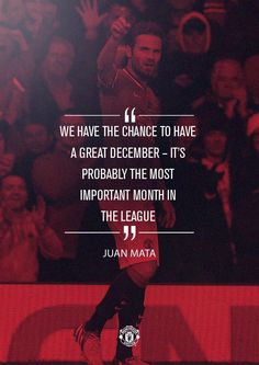 Juan Mata speaks on behalf of all United fans. First stop, Southampton, Monday 8th December 2014.