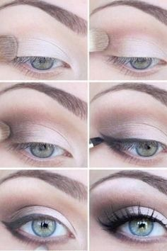 Very good soft smoky eye for round deep set eye but if coral for bleeding good