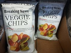 Are veggie chips healthier than regular chips? Veggie Chips, Health Snacks, Popular Recipes, Veggies, Healthy, Food, Vegetable Recipes, Vegetable Crisps, Most Popular Recipes