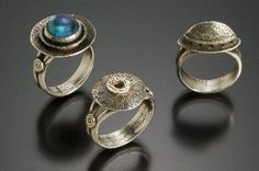 pmc rings | PMC Rings. Kim Otterbein Design | Jewelry rings