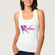 Cute Simply Relax Women's T-shirt http://www.zazzle.com/cute_simply_relax_womens_t_shirt-235039598920265493