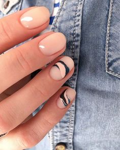 In seek out some nail designs and some ideas for your nails? Here's our set of must-try coffin acrylic nails for trendy women. Cute Nails, Pretty Nails, My Nails, Hair And Nails, Rose Gold Nails, Yellow Nails, Solid Color Nails, Nail Colors, Bold Colors