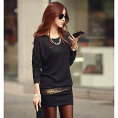 Do you like this cute short dress? Get it by clicking on the picture!
