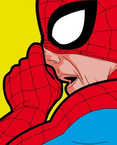 O que fazem os super-heróis quando não estão combatendo o mal
