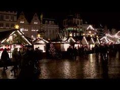 Trierin joulumarkkinat (Trier, Saksa)