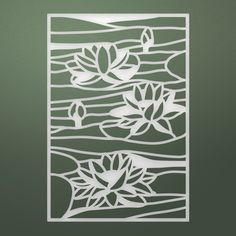 Found it at Blitsy - Ultimate Crafts Stained Glass Die - Lily Pond