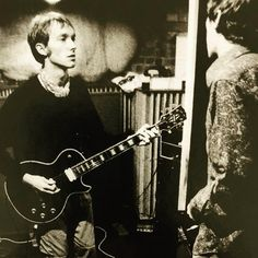 Ocean Colour Scene: Steve Cradock and Simon Fowler during Moseley Shoals sessions, Ocean Colour Scene, Musicians, Beautiful People, Wall Decor, Artists, Concert, Pictures, Color, Wall Hanging Decor