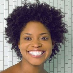 """""""I used the Q-Redew as a detangler. I must admit that it made my hair pillow soft!! I was able to glide my fingers through my hair with ease!! To all the transitioners out there, this tool is a must!! With the help of the Q-Redew, I can better manage and style my two-textured hair. I can only imagine what this tool can do for my hair when I'm fully natural!! Thanks Q-Redew!"""" ~Nita G"""