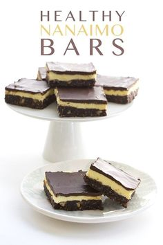 This healthy sugar-free version of the famed Canadian Nanaimo Bars will have you coming back for more! #lowcarb #keto #grainfree #sugarfree