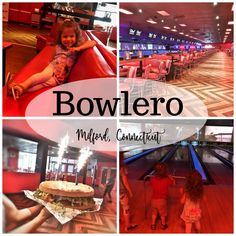 Bowlero --> Now Open