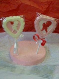 Cupid in heart