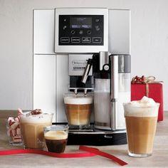 Deu0027Longhi® Perfecta Automatic Espresso Machine | Sur La Table
