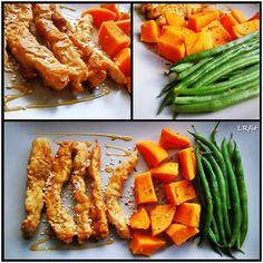 Slané recepty – Rýchlo, zdravo a chutne / LRfit Zdravo, Green Beans, Food And Drink, Cooking Recipes, Vegetables, Diet, Chef Recipes, Vegetable Recipes